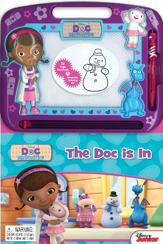 Disney Doc McStuffins Learning Series: Phidal Publishing Inc.