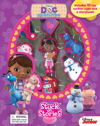 Disney Doc McStuffins Stuck on Stories