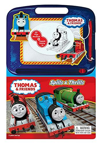 Thomas & Friends Spills & Thrills Learning: Phidal Publishing Inc.