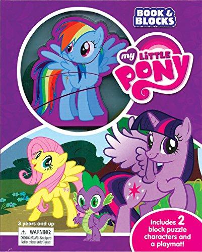 My Little Pony Book & Blocks: Phidal Publishing Inc.