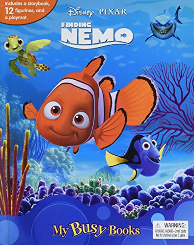 Disney/Pixar Finding Nemo My Busy Book