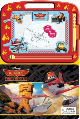 Disney Planes Fire & Rescue Learning Series: Phidal Publishing Inc.