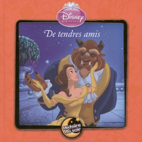 Disney Princesse - De tendres amis: Collectif