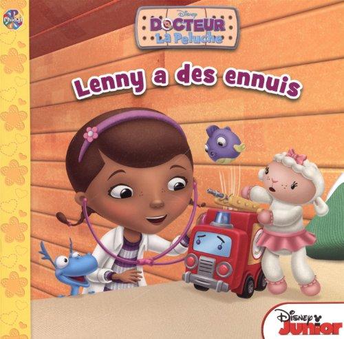 Docteur La Peluche - Lenny a des ennuis: Collectif
