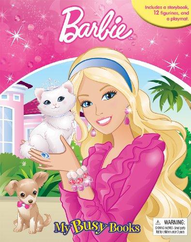 Barbie My Busy Book: Phidal Publishing Inc.