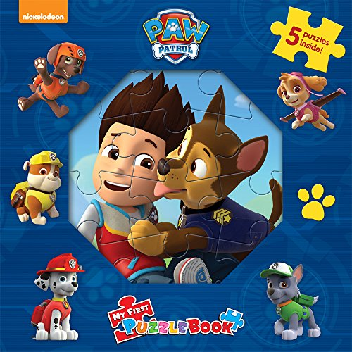 9782764330784: Paw Patrol My First Puzzle Book