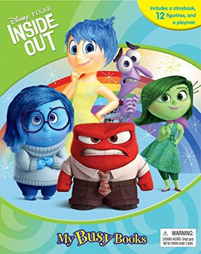 Disney Inside Out Figure Set