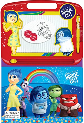 Disney/Pixar Inside Out Learning Series: Phidal Publishing Inc.