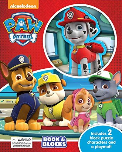 9782764331712: Paw Patrol Book & Blocks