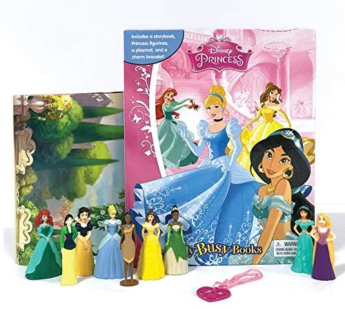 9782764331774: Disney Princess My Busy Book (2015 Edition)