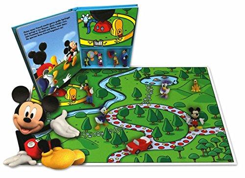 9782764332085: Micky Maus. Spiel- u. Beschäftigungsbuch