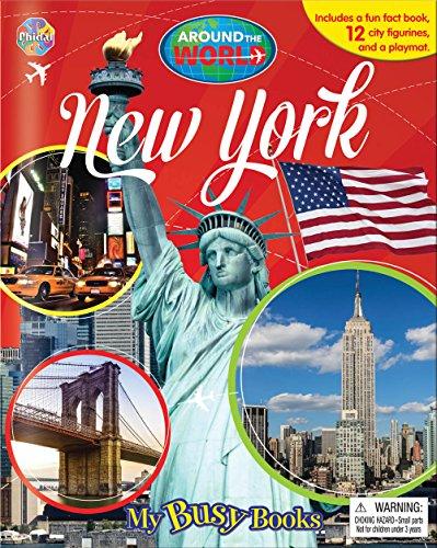 New York - Around the World My Busy Book