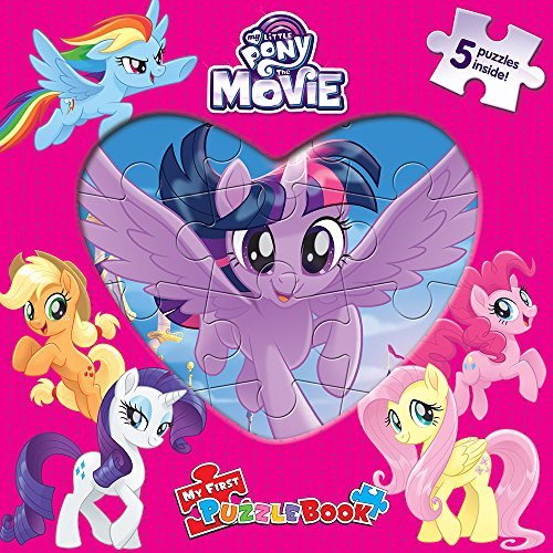 9782764334522: My Little Pony My First Puzzle Book Te