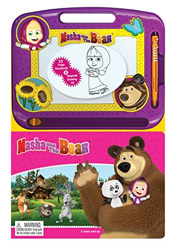 9782764349366: Masha and The Bear Learning Series
