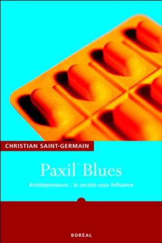 Paxil Blues: Saint-Germain, Christian