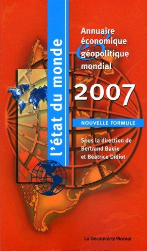 9782764604854: Etat du monde 2007 (L')