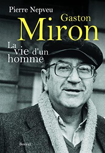 9782764621035: Gaston Miron (French Edition)