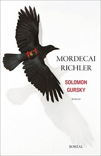9782764623749: Solomon Gursky