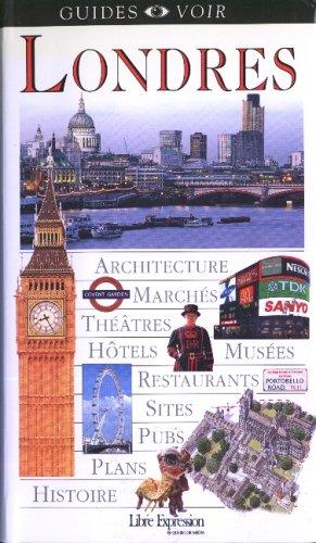 Londres guides voir: Collectif