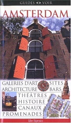 9782764801116: Amsterdam guides voir