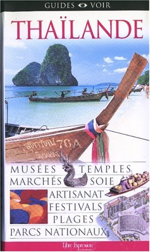 9782764801413: Thailande guides voir