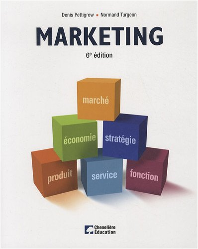 9782765018421: Marketing (French Edition)