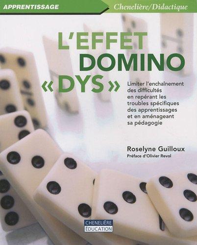 EFFET DOMINO DYS -L-: GUILLOUX ROSELYNE