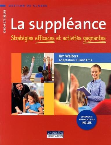 SUPPLEANCE -LA-: WALTERS ED 2012