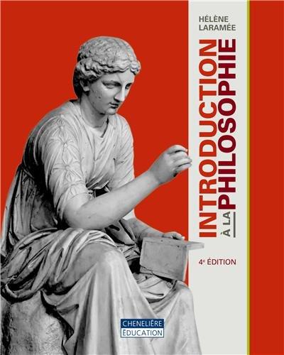 Introduction à la philosophie (4e édition)