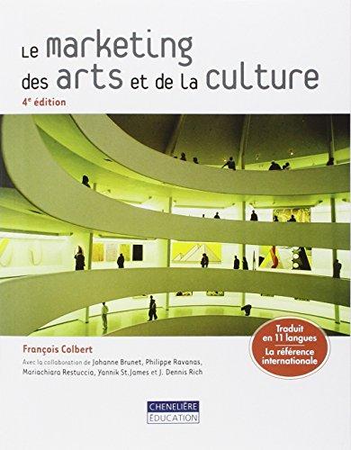9782765045274: Le marketing des arts et de la culture