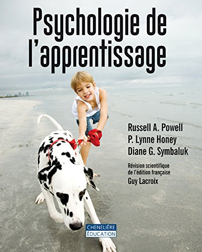 PSYCHOLOGIE DE L APPRENTISSAGE: COLLECTIF 1RE ED2016