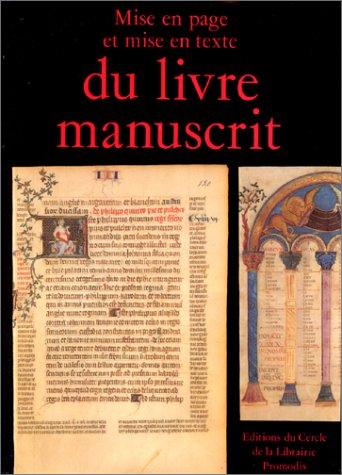 9782765404460: Mise en page et mise en texte du livre manuscrit (French Edition)