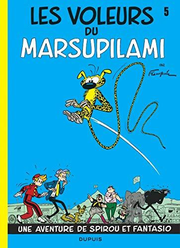 9782800100074: Spirou et Fantasio, tome 5 : Les Voleurs du Marsupilami