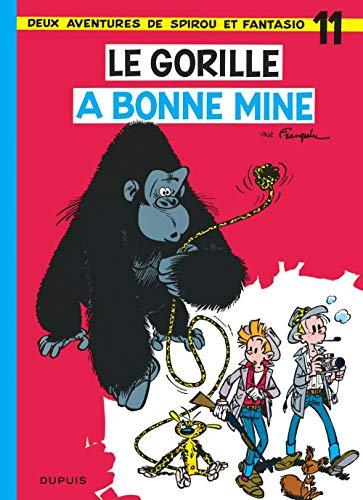 9782800100135: Spirou et Fantasio - tome 11 - LE GORILLE A BONNE MINE