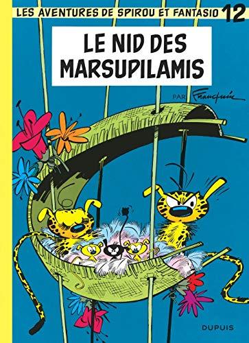 9782800100142: Spirou et Fantasio, tome 12 : Le Nid des Marsupilamis