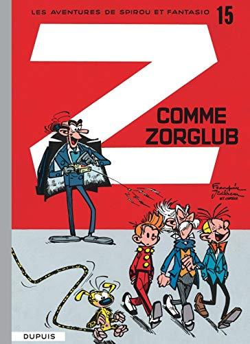 Comme Zorglub: Les Adventures De Spirou Et: Franquin