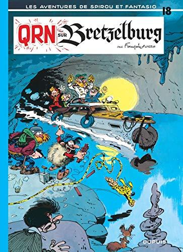 9782800100203: Spirou et Fantasio, tome 18 : QRN sur Bretzelburg