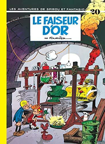 9782800100227: Spirou et Fantasio - tome 20 - LE FAISEUR D'OR