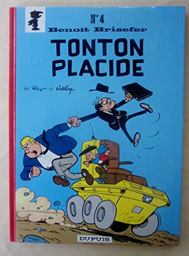 9782800100289: Benoît Brisefer, Tonton Placide