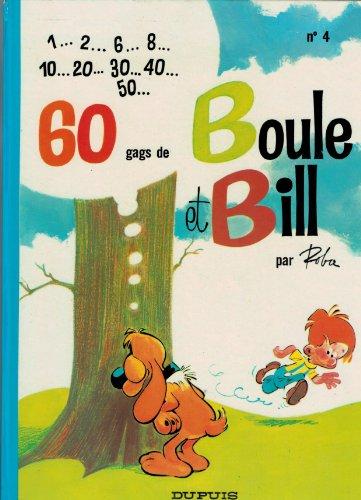 Roba Jean Boule Et Bill 60 Gags De Boule Et Bill Abebooks
