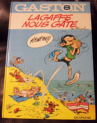 9782800100906: Lagaffe Nous Gate (Gaston Lagaffe) (French Edition)