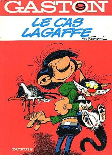 Gaston Le Cas Lagaffe: FRANQUIN