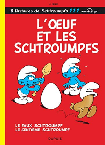 9782800101118: L'Oeuf Et Les Schtroumpfs