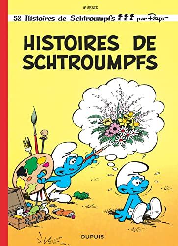 9782800101156: Les Schtroumpfs - tome 8 - HISTOIRES DE SCHTROUMPFS