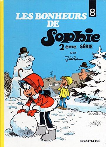 9782800102757: Sophie n08 les bonheur de sophie deuxième serie c