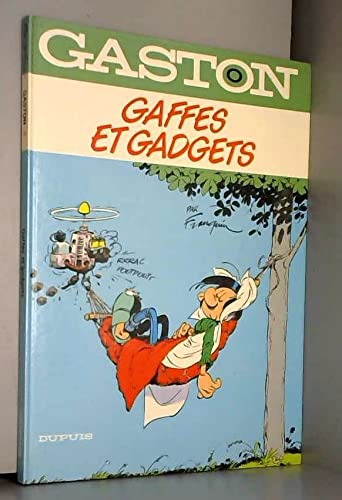 9782800103082: GASTON NUMERO 3 : GARE AUX GAFFES DU GARS GONFLE (Gaston Lagaffe)