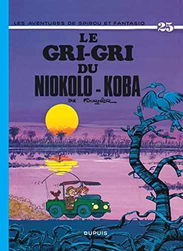 9782800103983: Spirou et Fantasio - tome 25 - LE GRI-GRI DU NIOKOLO-KOBA