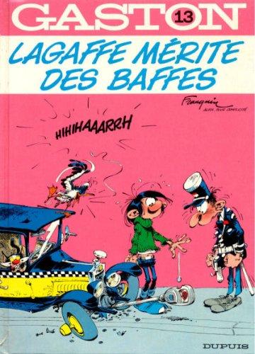 9782800106588: Lagaffe Merite Des Baffes (French Edition)