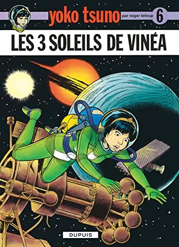 Les Trois Soleils De Vinea: Leloup, Roger