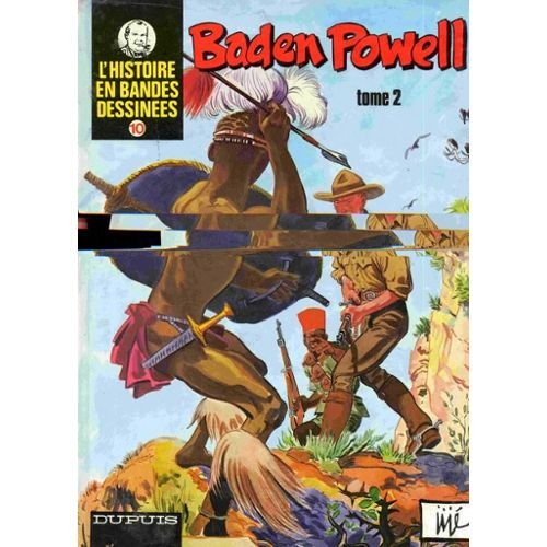 9782800107424: Baden Powell Tome 2